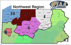 PIAA Northwest Region - Wrestling