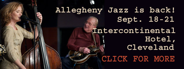 Allegheny Jazz is back!