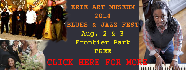 Erie Art Museum 2014 Blues & Jazz Festival