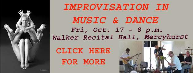 Improvisation in Music & Dance