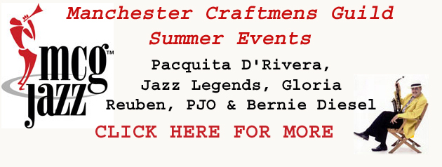 Manchester Craftsmens' Guild Summer Events 2014