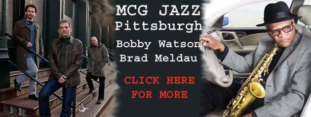 MCG Jazz in Pittsburgh, 2014
