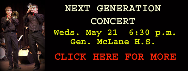 Next Generation Concert May 21