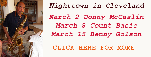 Nighttown, March 2014