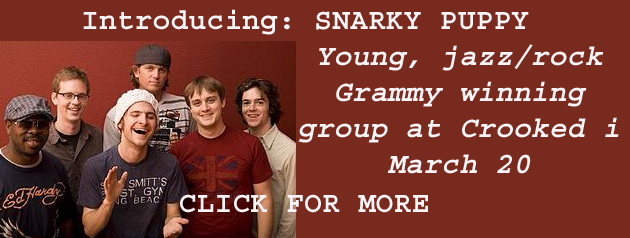 Snarky Puppy at the Crooked i