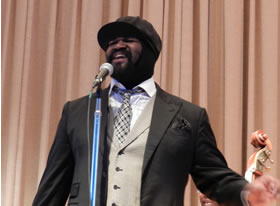 Gregory Porter - Vocal