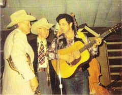 Bill Monroe country band