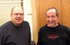 John Marszalek and Chuck Lute