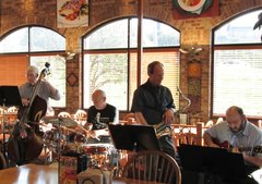 Dave Callaghan Quartet at Wegman's