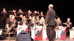 Gen. McLane student jazz band at Tri-C