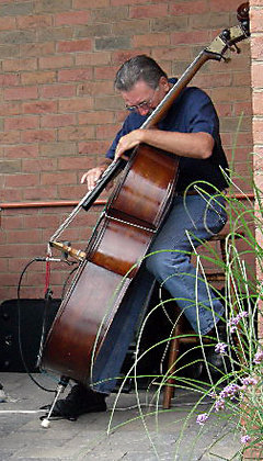 John Gallo, acoustic bass