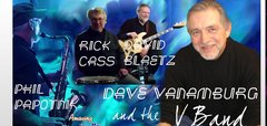 The V Band: Phil Popotnik, Rik Cass, Dave Blaetz & Dave VanAmburg