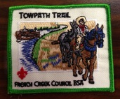 Towpath patch