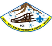 Klondike Derby Patch