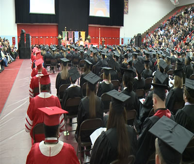 Edinboro Graduation