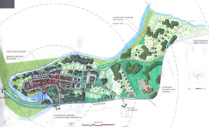 Master Plan for Cliffside, NC