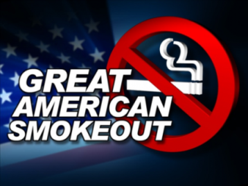 Quit in Time for the Holidays: Great American Smokeout Raffle for Quitters