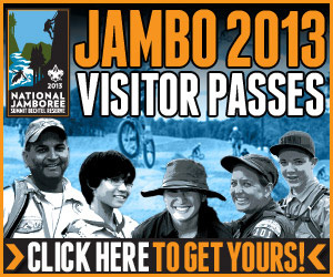 2013 Jamboree Visitor's Information Released