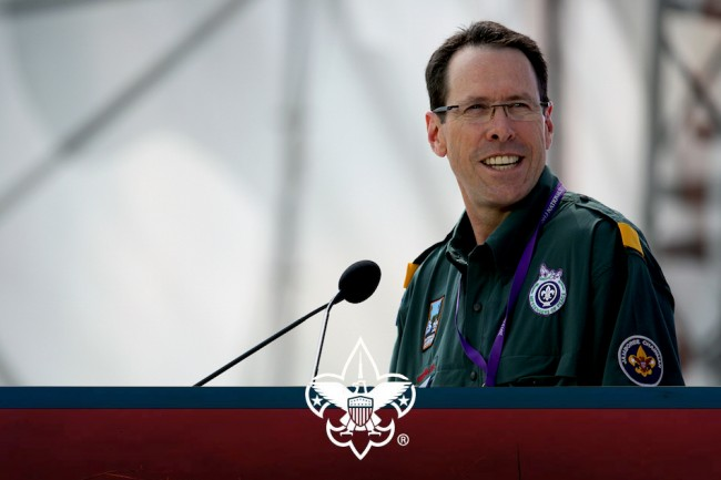 Randall Stephenson Named BSA's President