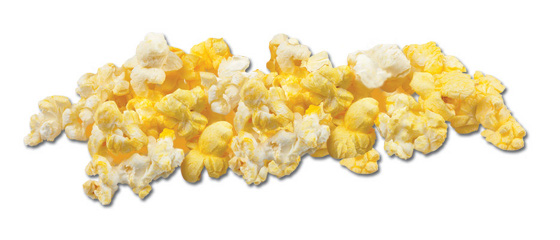 Spring Popcorn & Nut Sale