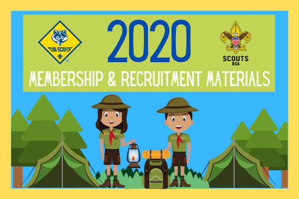 2020 Recruitment and beyond!