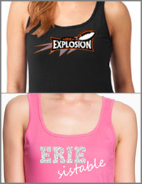 New Ladies Tanks On Sale This Week Only!