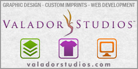Valador Studios - Custom Imprints, Graphic Design