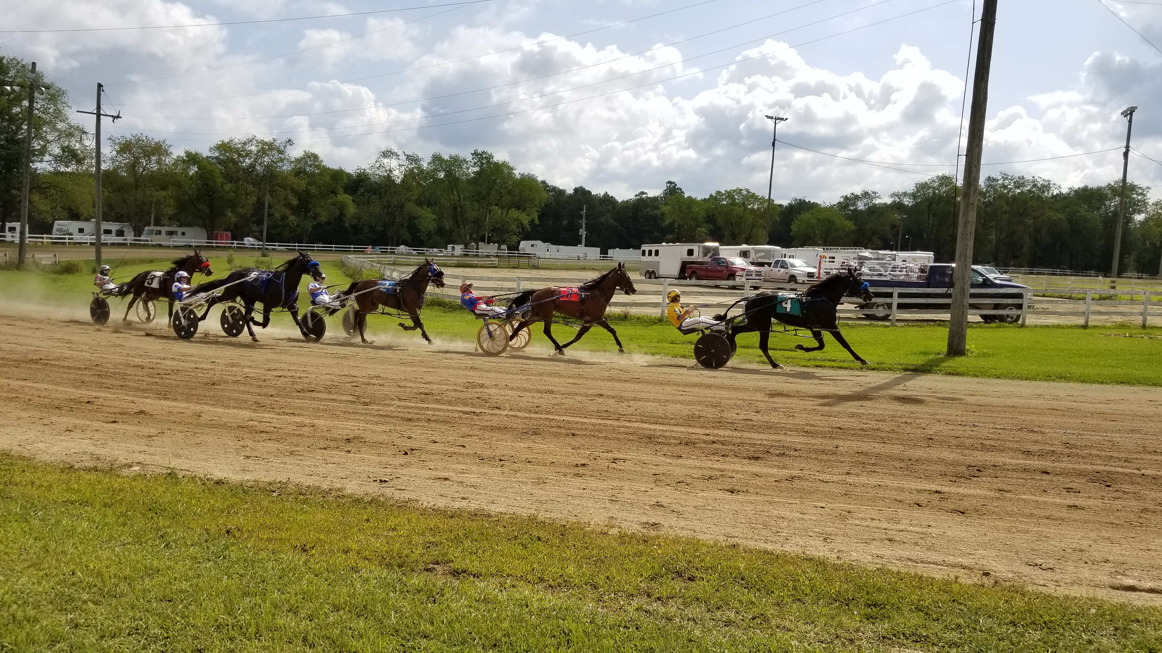 2018 Harness Racing