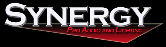 About Synergy Pro Audio & Lighting